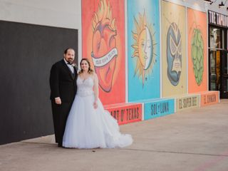 The wedding of Omar and Bethany 2