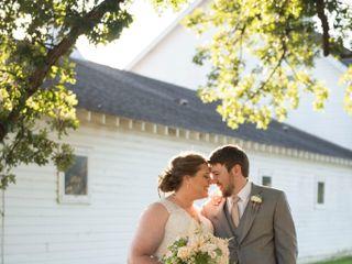 The wedding of Katie and Ian 1