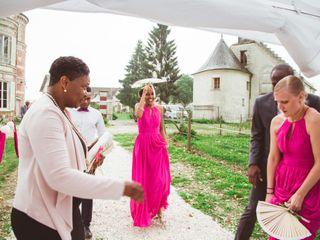 The wedding of Tiffany and Dani 3