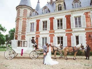 The wedding of Tiffany and Dani