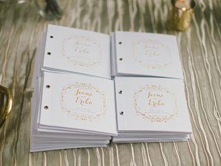 The wedding of Erika and Jaime 3