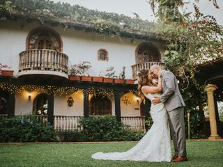 The wedding of Natalie and Javier