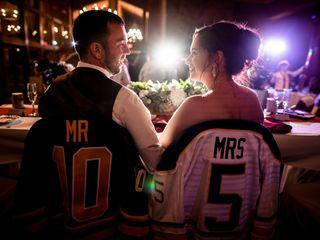 The wedding of Ashley and Chris 1