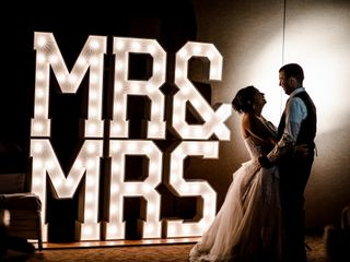 The wedding of Ashley and Chris 2