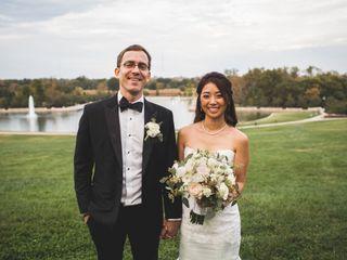 The wedding of Kapau and Chris