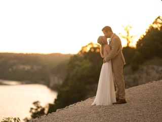 The wedding of Craig and Bethanne