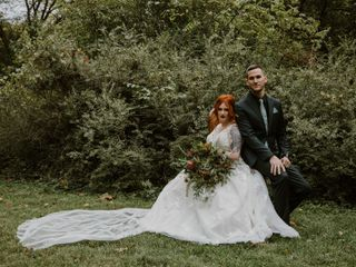 The wedding of Joseph and Andrea