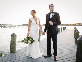 The wedding of Kasandra and Michael