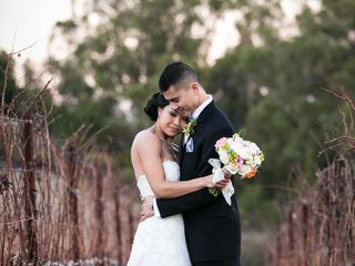 The wedding of Rocky and Amy 1
