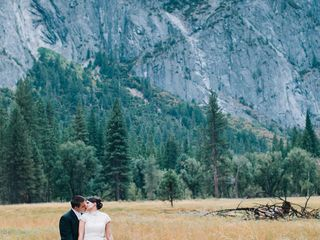 The wedding of Robert and Erin 1