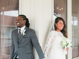 Tufaina and Charles's Wedding in Altamonte Springs, Florida 8