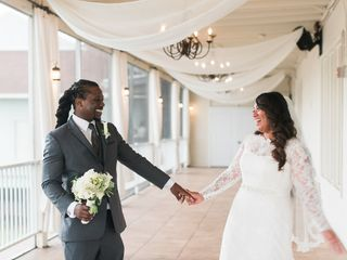 Tufaina and Charles's Wedding in Altamonte Springs, Florida 9