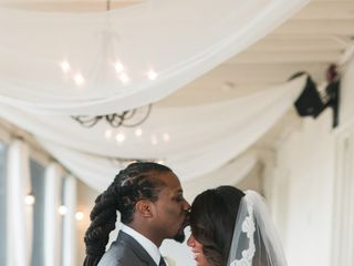 Tufaina and Charles's Wedding in Altamonte Springs, Florida 11