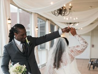 Tufaina and Charles's Wedding in Altamonte Springs, Florida 10