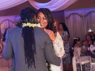Tufaina and Charles's Wedding in Altamonte Springs, Florida 16