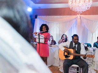 Tufaina and Charles's Wedding in Altamonte Springs, Florida 17