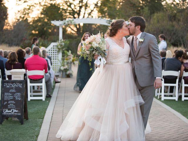 The wedding of Katie and Ian