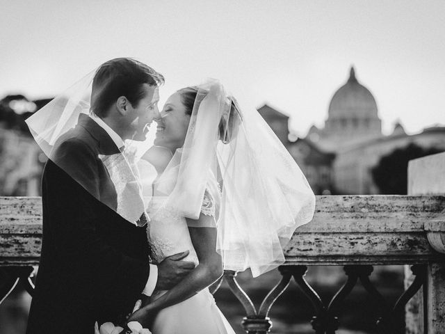 The wedding of Lucilla and Edoardo