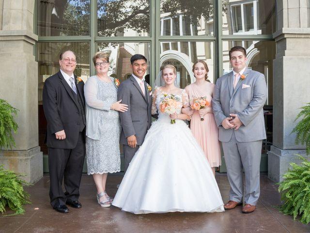 Jonathan and Colleen's Wedding in Escondido, California 9
