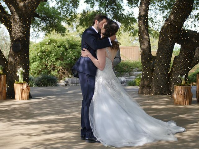 The wedding of Sarah and Danny