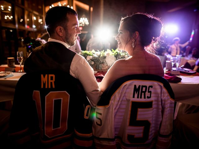 Chris and Ashley's Wedding in Ellicottville, New York 2