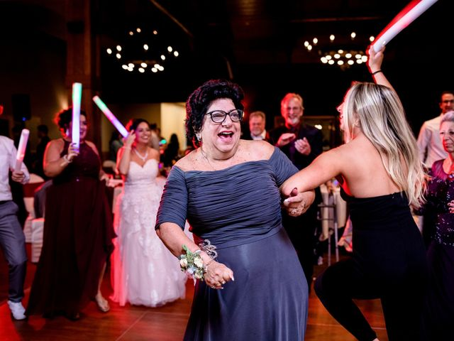 Chris and Ashley's Wedding in Ellicottville, New York 4