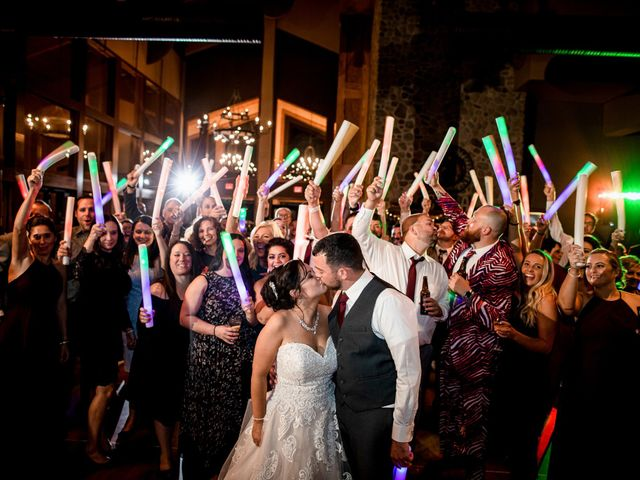 Chris and Ashley's Wedding in Ellicottville, New York 5