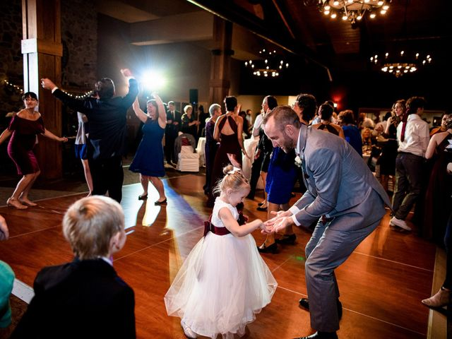 Chris and Ashley's Wedding in Ellicottville, New York 6