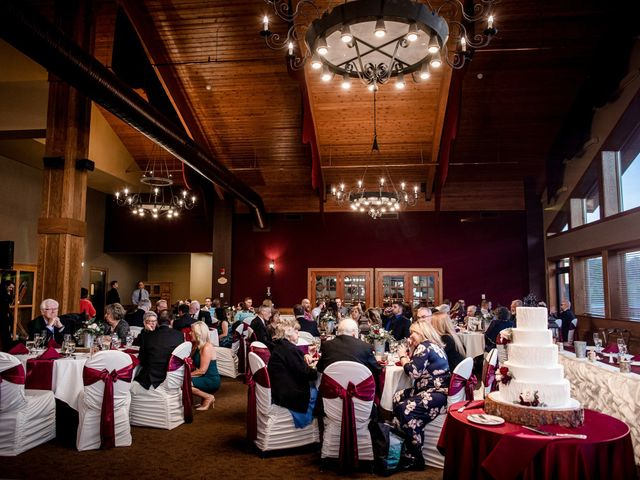 Chris and Ashley's Wedding in Ellicottville, New York 20