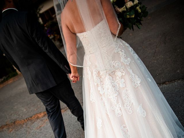 Chris and Ashley's Wedding in Ellicottville, New York 22