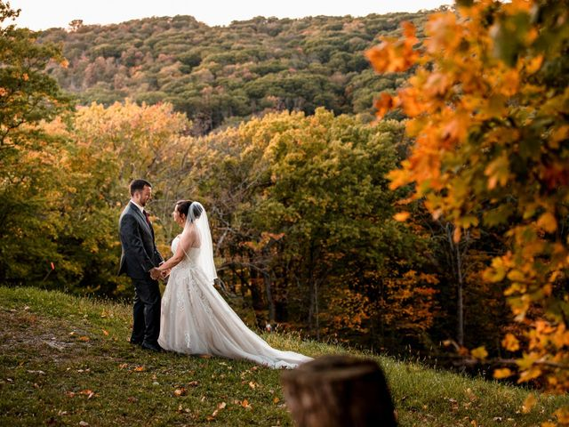 Chris and Ashley's Wedding in Ellicottville, New York 27