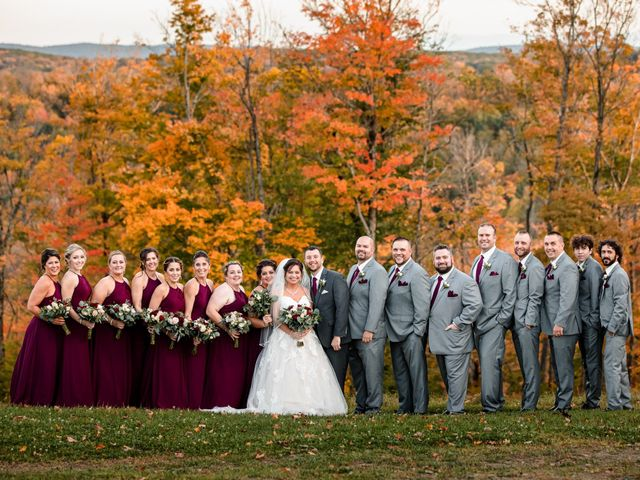 Chris and Ashley's Wedding in Ellicottville, New York 31