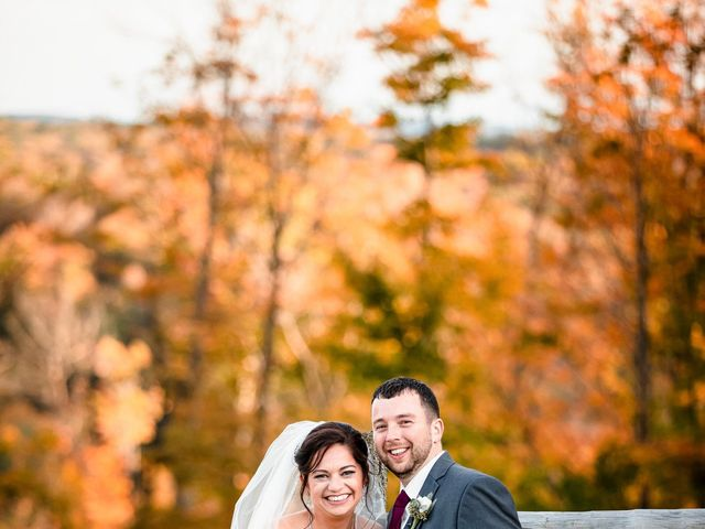 Chris and Ashley's Wedding in Ellicottville, New York 33