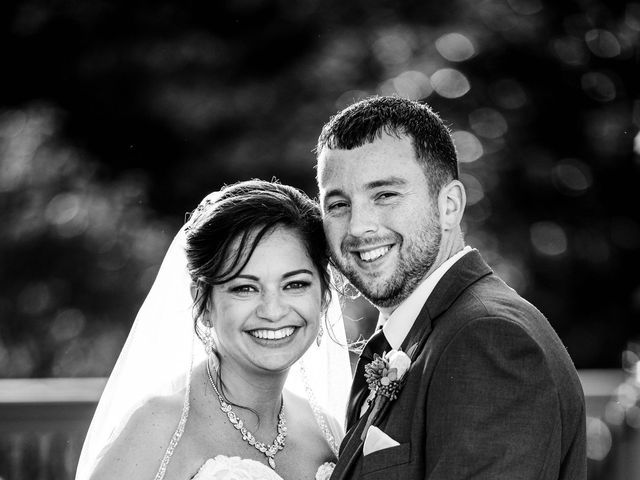 Chris and Ashley's Wedding in Ellicottville, New York 39