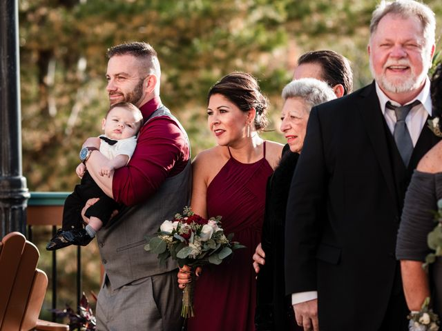 Chris and Ashley's Wedding in Ellicottville, New York 42
