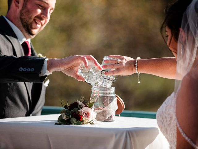 Chris and Ashley's Wedding in Ellicottville, New York 47