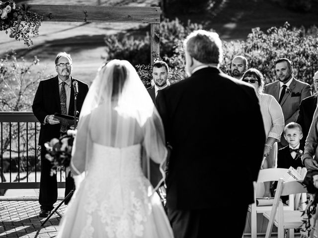 Chris and Ashley's Wedding in Ellicottville, New York 50