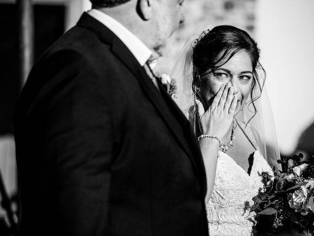 Chris and Ashley's Wedding in Ellicottville, New York 52