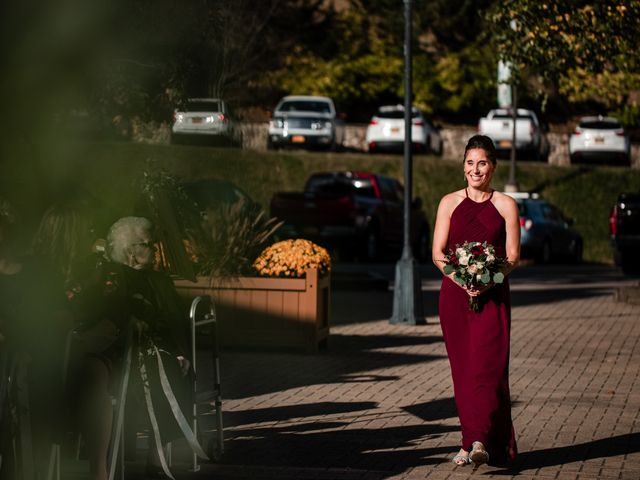 Chris and Ashley's Wedding in Ellicottville, New York 56