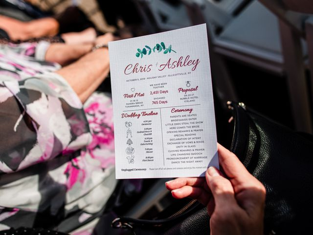 Chris and Ashley's Wedding in Ellicottville, New York 57