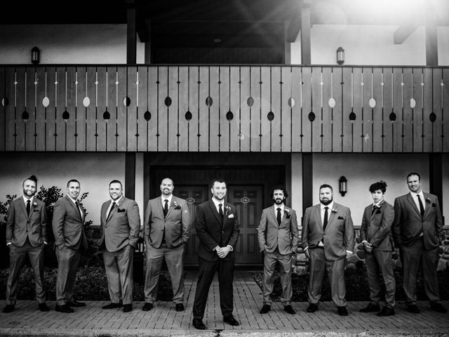 Chris and Ashley's Wedding in Ellicottville, New York 64