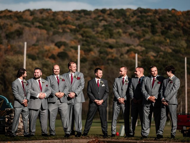 Chris and Ashley's Wedding in Ellicottville, New York 67
