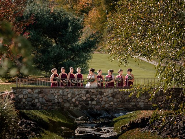 Chris and Ashley's Wedding in Ellicottville, New York 68