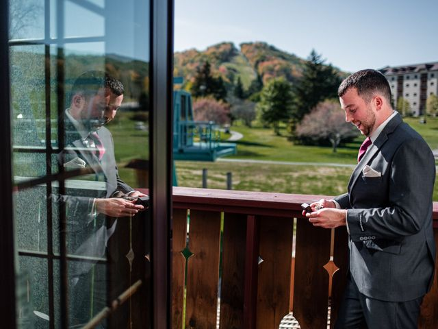 Chris and Ashley's Wedding in Ellicottville, New York 77