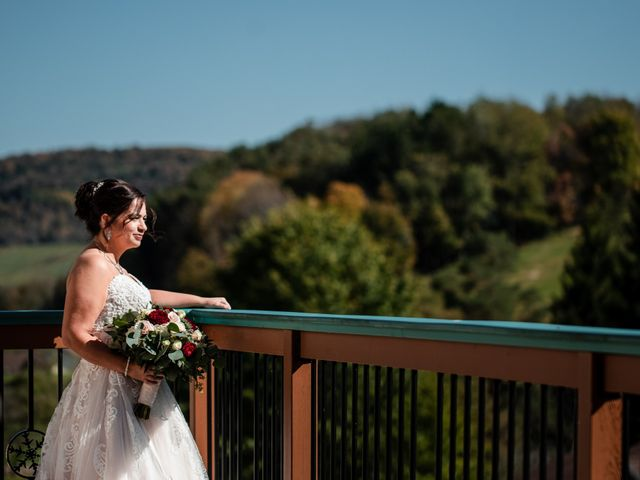 Chris and Ashley's Wedding in Ellicottville, New York 83