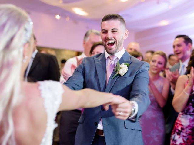 Timothy and Kelly's Wedding in Sayville, New York 48