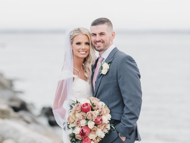 Timothy and Kelly's Wedding in Sayville, New York 63