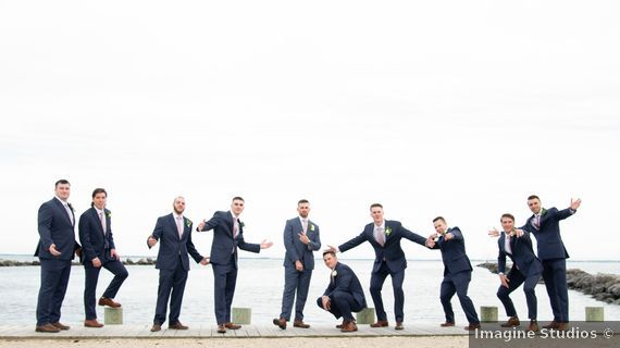 Timothy and Kelly's Wedding in Sayville, New York 5