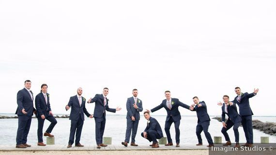 Timothy and Kelly's Wedding in Sayville, New York 6