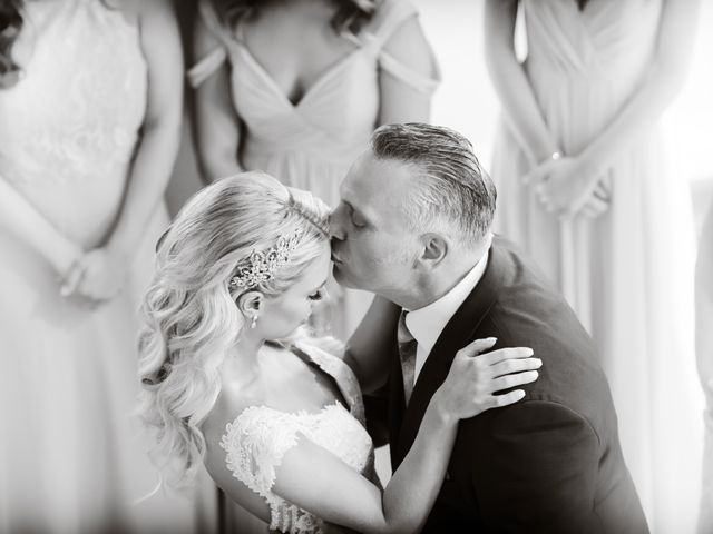 Timothy and Kelly's Wedding in Sayville, New York 9